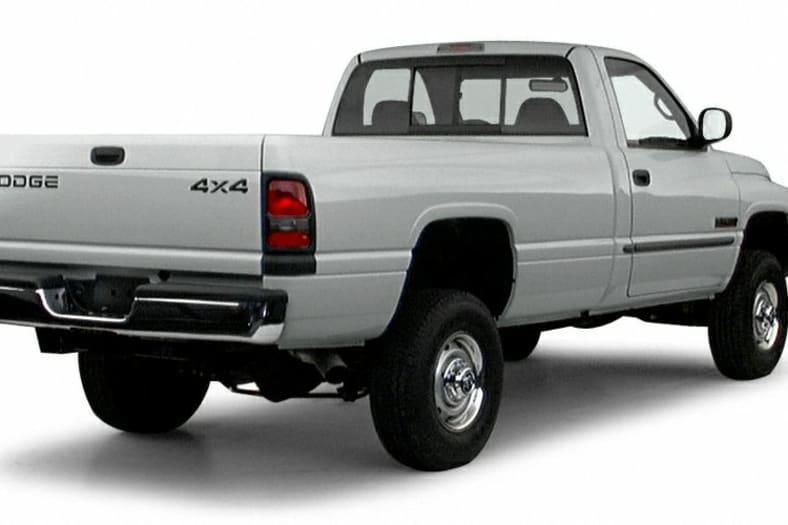2001 Dodge Ram 3500 Exterior Photo