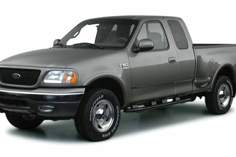 2001 ford f 150 lariat 4x2 super cab styleside 157 1 in. Black Bedroom Furniture Sets. Home Design Ideas