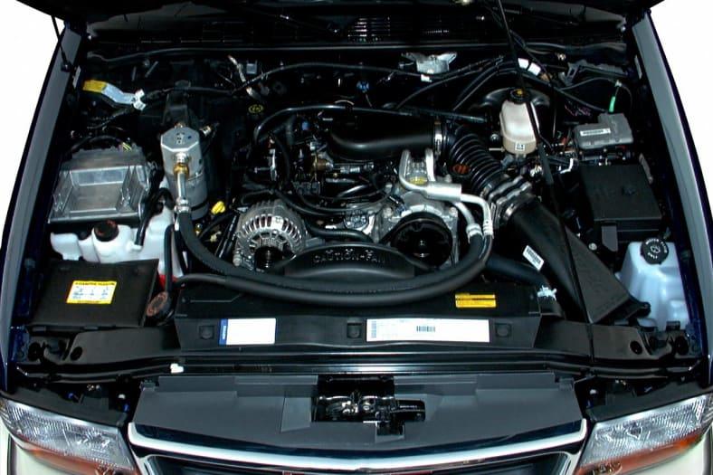 2001 gmc envoy engine