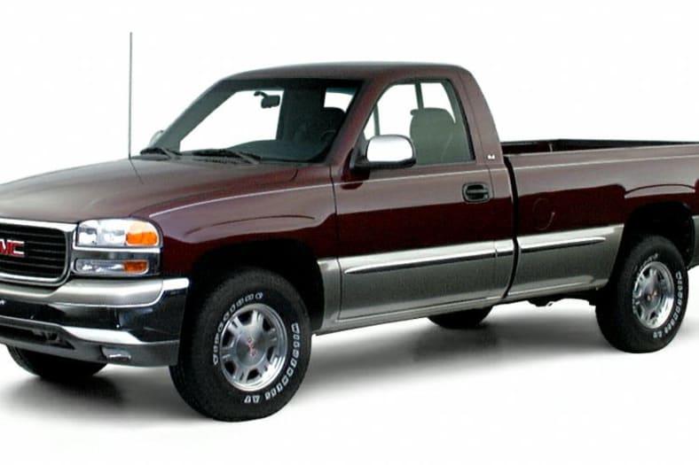2001 Sierra 1500