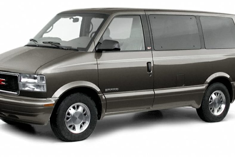 2001 GMC Safari Exterior Photo