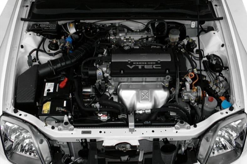 2001 Honda Prelude Exterior Photo