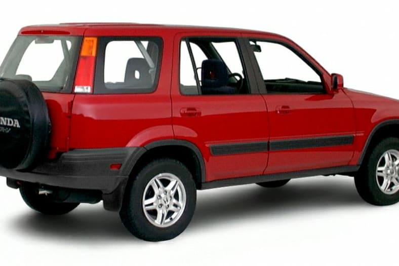 2001 Honda CR-V Exterior Photo