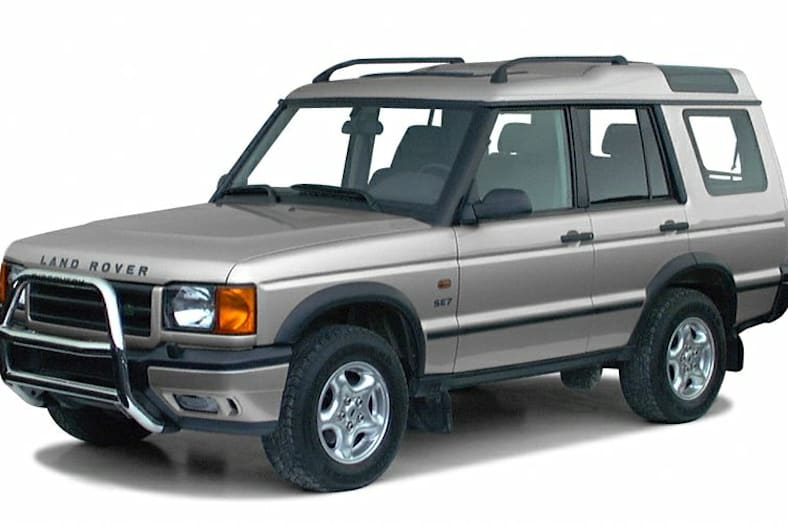 2001 Discovery