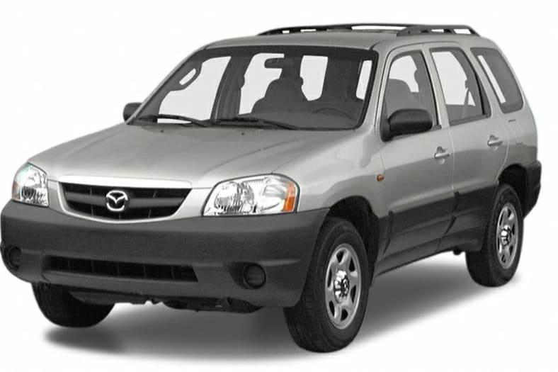 2001 Mazda Tribute Exterior Photo