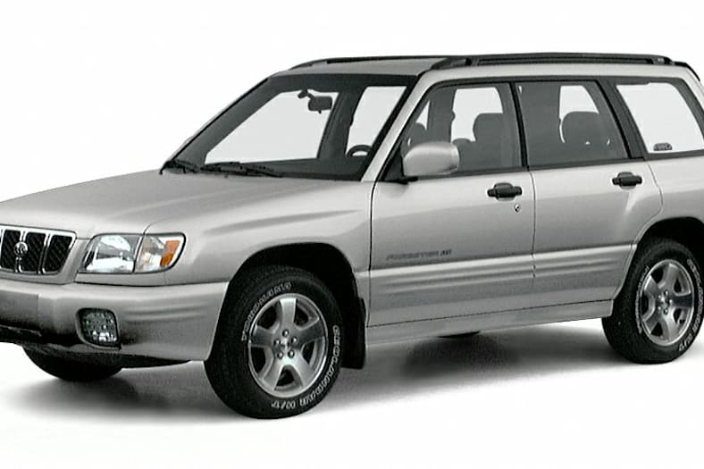 2001 Forester