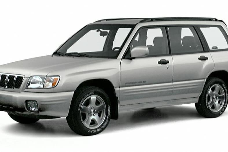 2001 Subaru Forester Exterior Photo