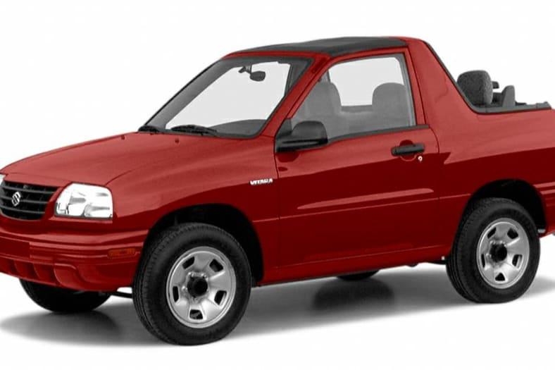 2001 Suzuki Vitara Exterior Photo