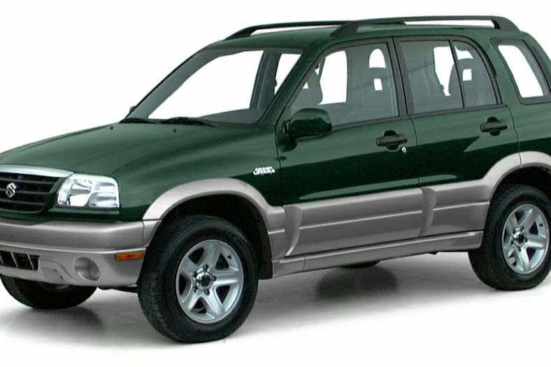2001 Suzuki Grand Vitara Exterior Photo