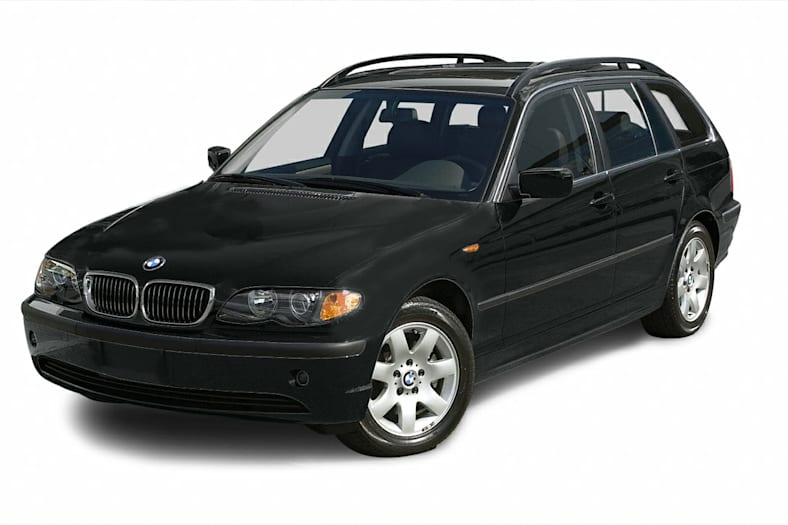 2002 Bmw 325 Xit 4dr All Wheel Drive Sport Wagon Information