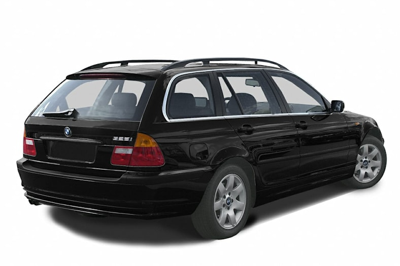 2002 Bmw 325 It 4dr Rear Wheel Drive Sport Wagon Pictures