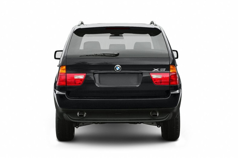2002 BMW X5 Pictures
