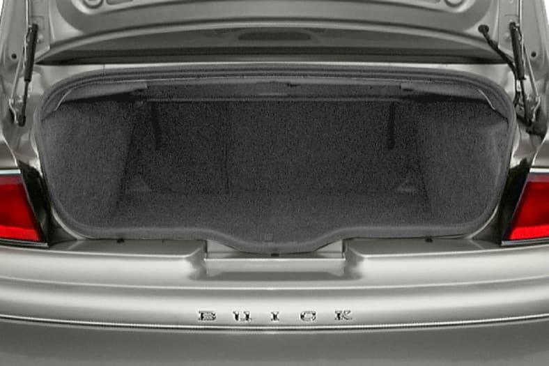 2002 Buick Century Exterior Photo
