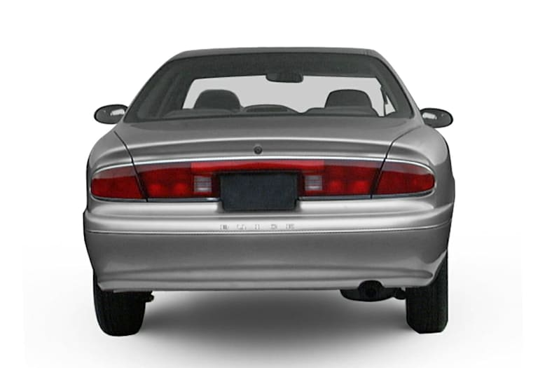 2002 Buick Century Pictures