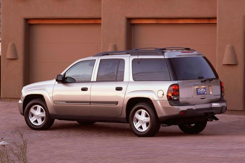 2002 Chevrolet Trailblazer Ext Information