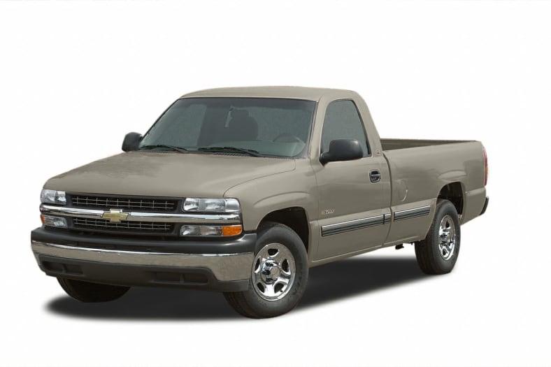 2002 Silverado 1500
