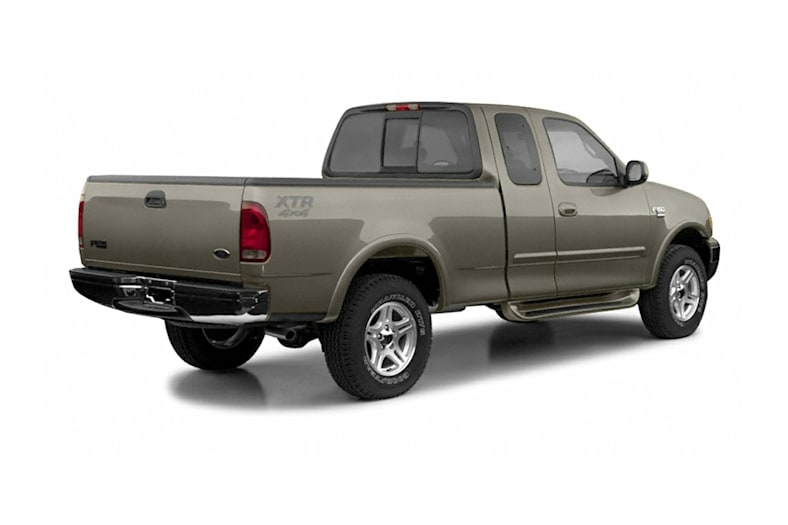 2002 ford f 150 xl 4x2 super cab styleside 157 in wb pictures. Black Bedroom Furniture Sets. Home Design Ideas