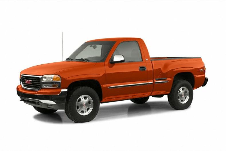 2002 Sierra 1500