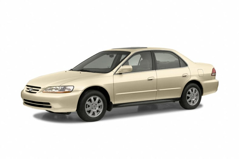 2002 Honda Accord Information