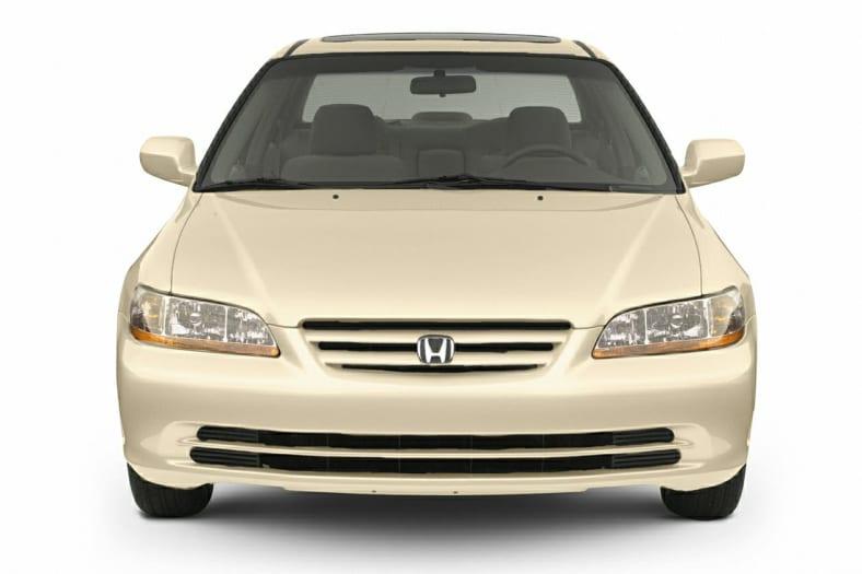 2002 Honda Accord Exterior Photo