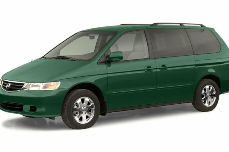 2002 Honda Odyssey Information