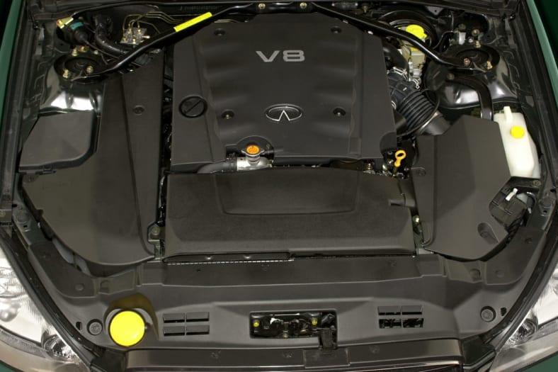 2002 Infiniti Q45 Luxury 4dr Sedan Pricing And Options
