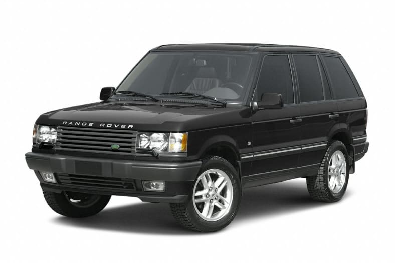 2002 Land Rover Range Rover Pictures