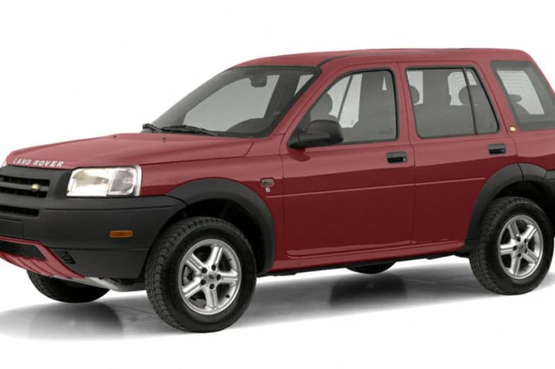 2002 Land Rover Freelander Information