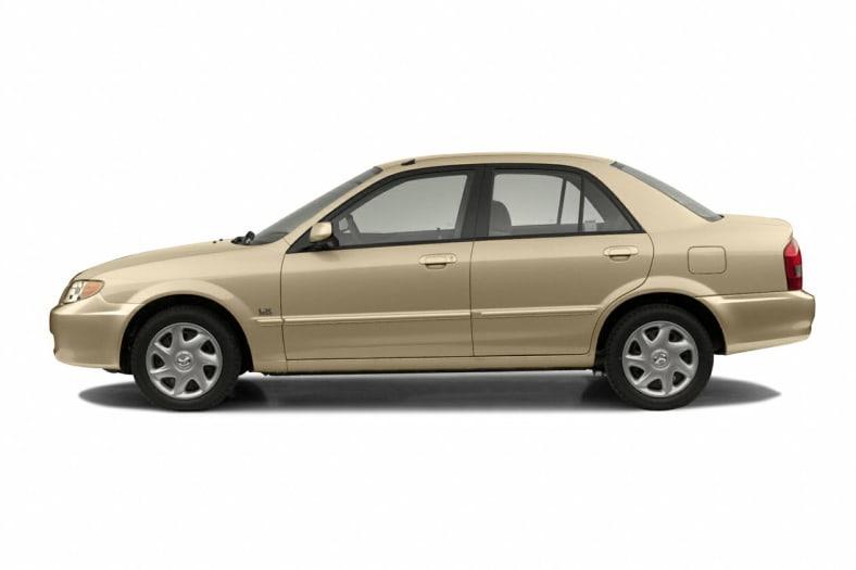 2002 Mazda Protege Exterior Photo