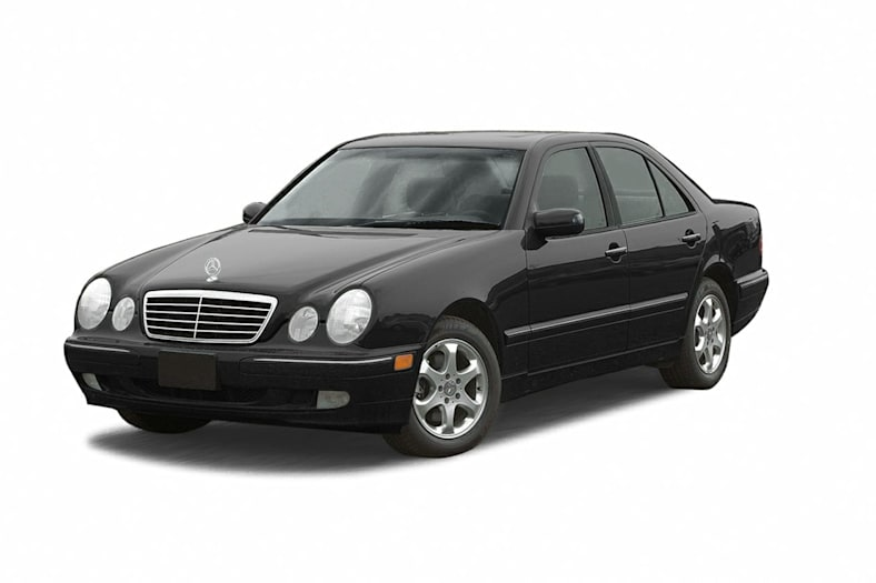 2002 mercedes benz e class information. Black Bedroom Furniture Sets. Home Design Ideas