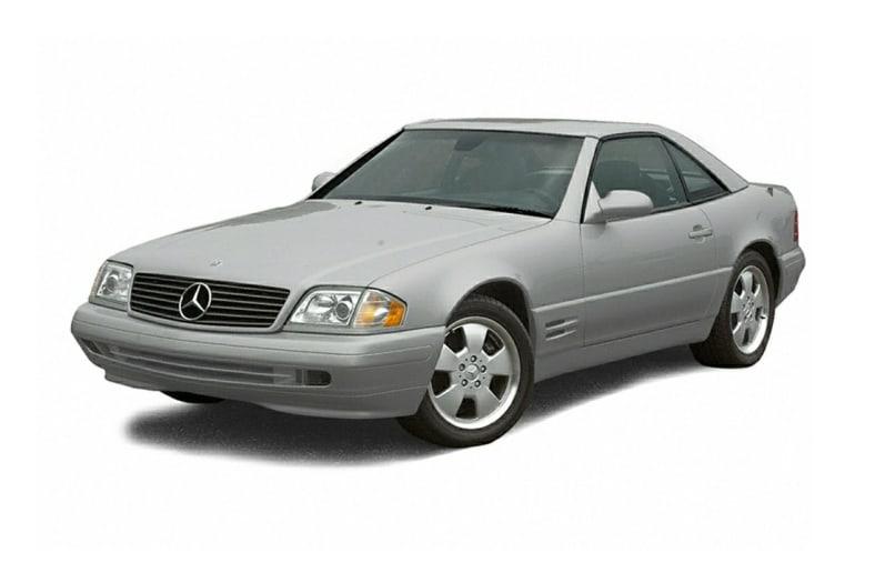2002 SL-Class