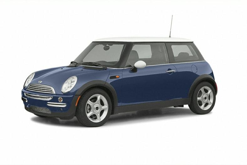 2002 Cooper S