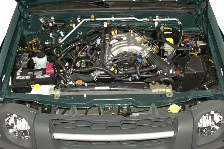 2002 Nissan Xterra Exterior Photo