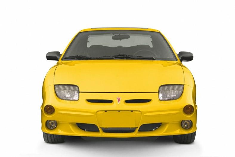 2002 Pontiac Sunfire Exterior Photo