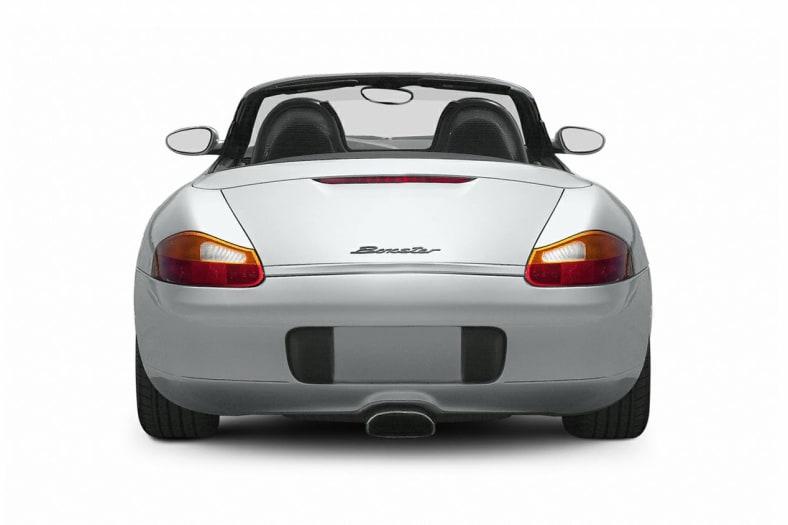 2002 Porsche Boxster Exterior Photo