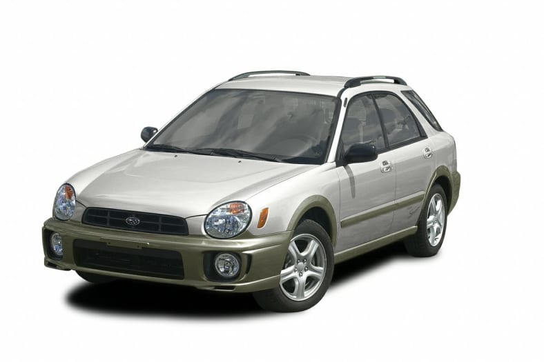 2002 subaru impreza outback sport information. Black Bedroom Furniture Sets. Home Design Ideas
