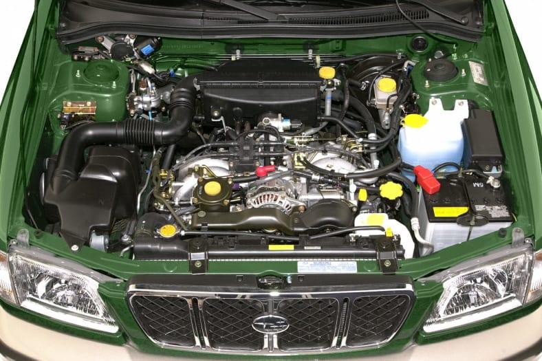 2002 forester engine
