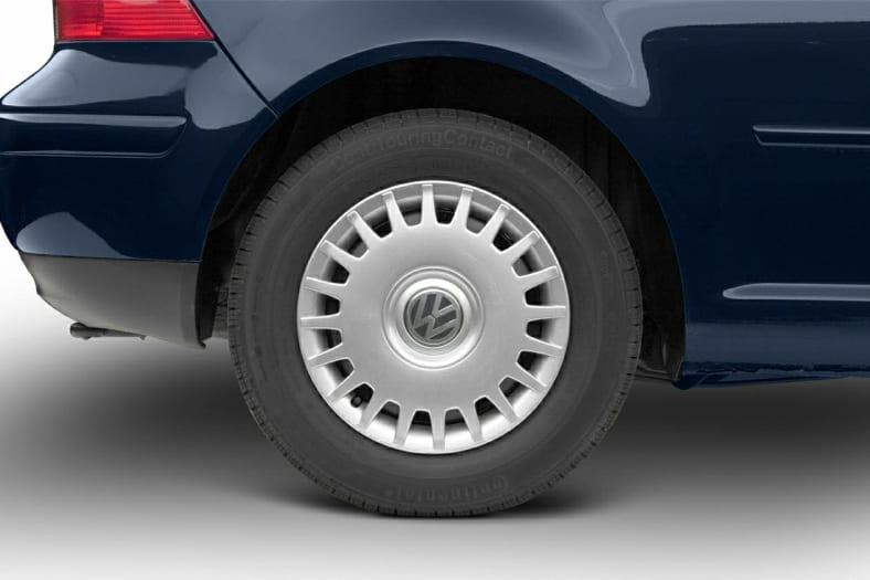 2002 Volkswagen Golf Exterior Photo