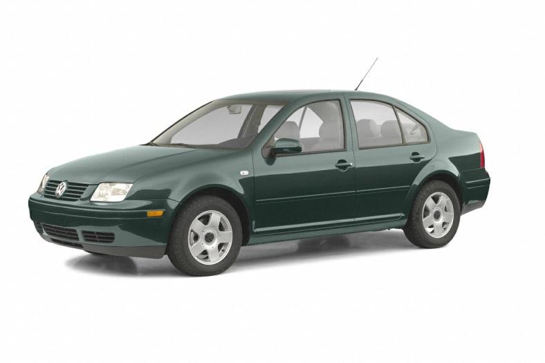 2002 Volkswagen Jetta Information