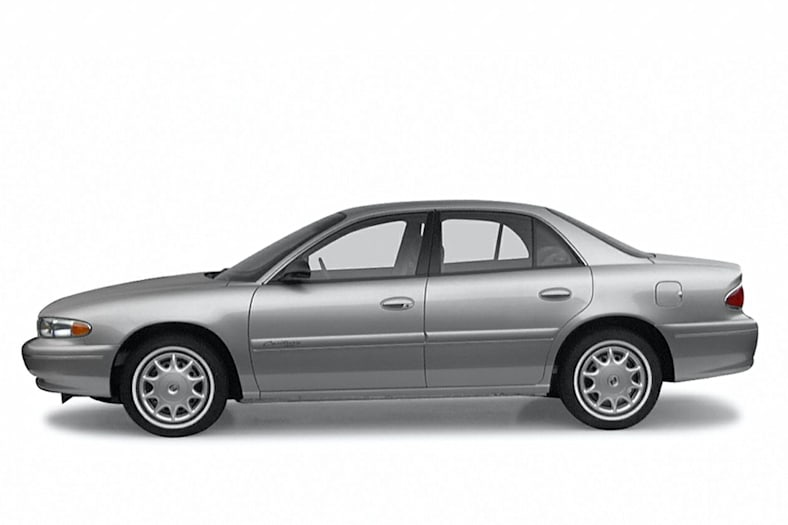 2003 buick century custom 4dr sedan safety features