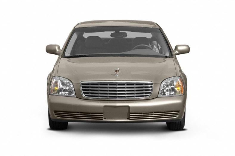 2003 Cadillac DeVille Exterior Photo