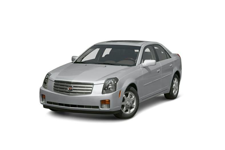Cadillac Cts Information