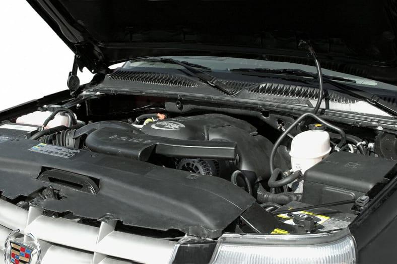 2003 Cadillac Escalade EXT Exterior Photo