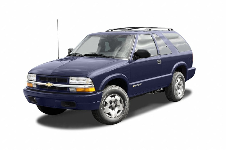 2003 chevrolet blazer information rh autoblog com 2007 Chevrolet Blazer 2004 chevrolet blazer repair manual download