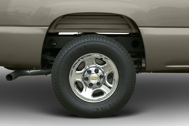 2003 Chevrolet Silverado 1500 Exterior Photo
