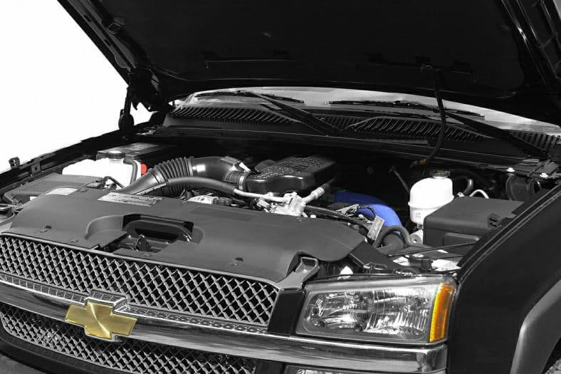 2003 Chevrolet Silverado 3500 Exterior Photo