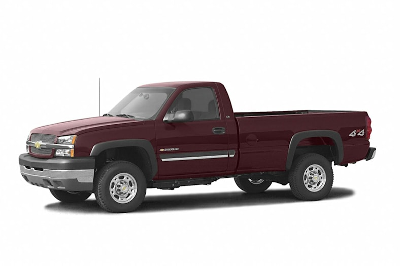 2003 chevrolet silverado 2500hd information. Black Bedroom Furniture Sets. Home Design Ideas