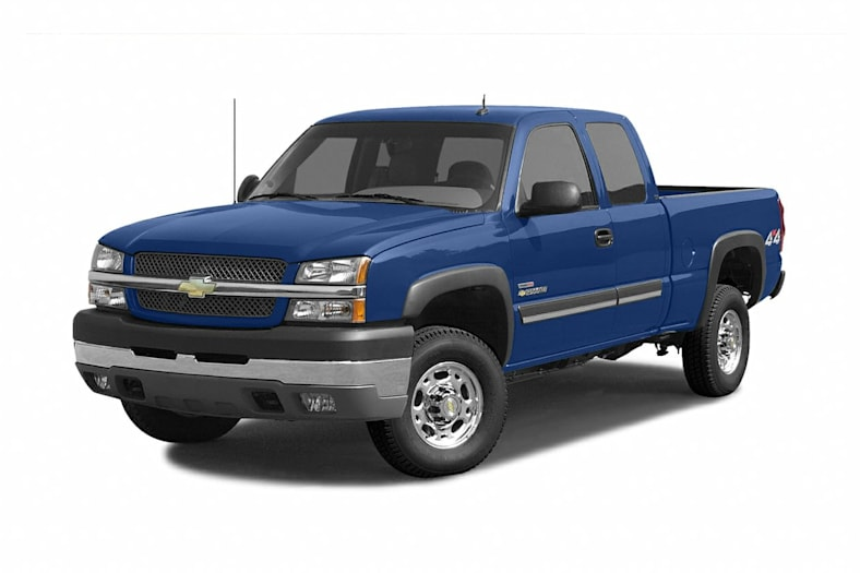 2003 chevrolet silverado 2500hd base 4x4 extended cab 8 ft box 157 5 in wb information. Black Bedroom Furniture Sets. Home Design Ideas