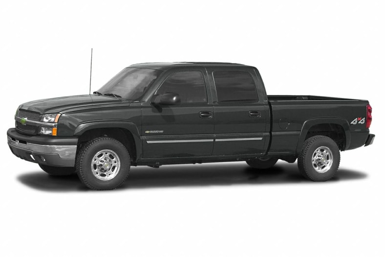 2003 Silverado 1500HD