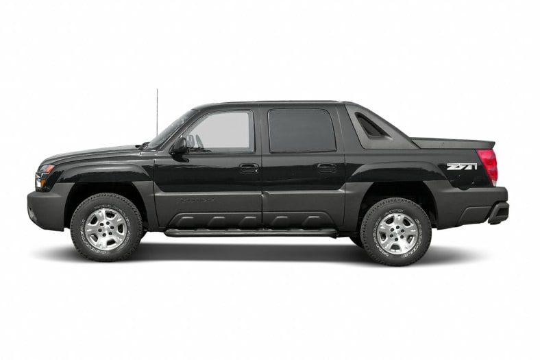 2003 Chevrolet Avalanche 1500 Pictures